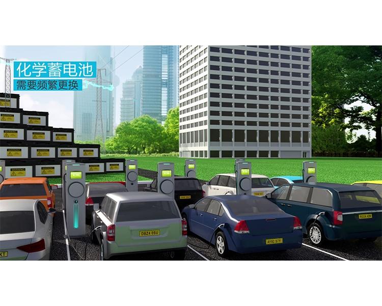 צ'אקראטק – סרט תדמית לחברה בשפה הסינית