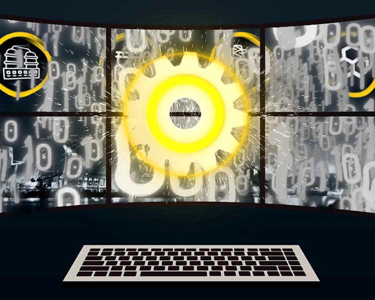 Precognize -סרט תדמית מוצר (Industry 4.0)