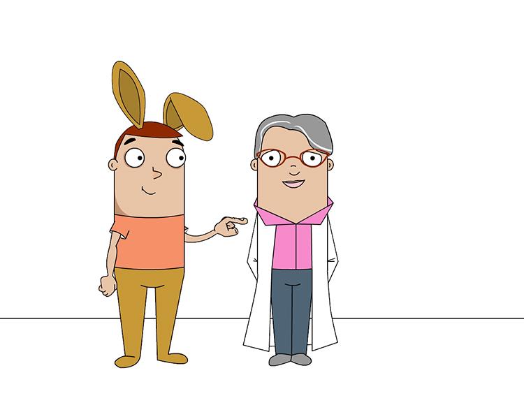 תל השומר-סרט הדרכה התמודדות עם כאב מחלקה אונקולוגית- סרט 2