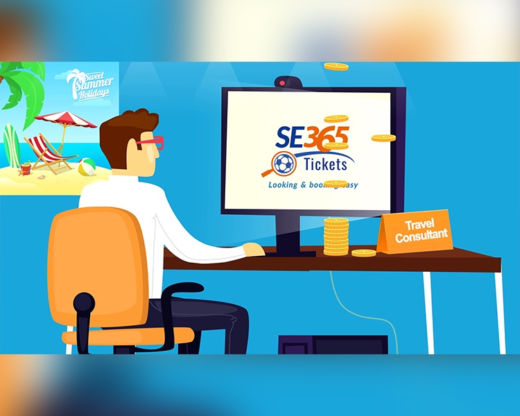 Sports Event 365 – An informative video for a website