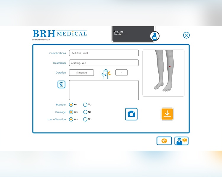 BRH Medical – Training film for medical treatment system
