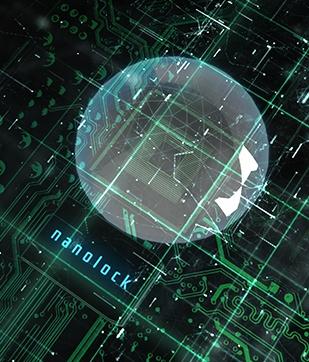 Nanolock security- סרט חשיפת מוצר (סייבר סקיוריטי)