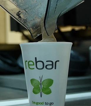 ריבאר – סרט הדרכה לעובדים חדשים – מזיגת משקה