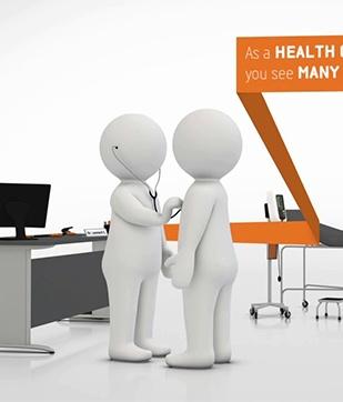 שחל טלרפואה- סרט מוצר  Smartheart