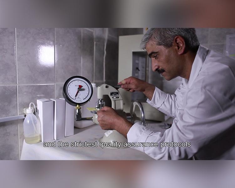 גור פילטר – סרט תדמית (תעשייה)