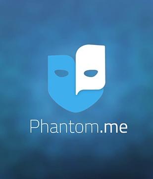 סירטון אפליקצייה אנימציה שיווקי לחברת סטארטאפ Phantom.Me