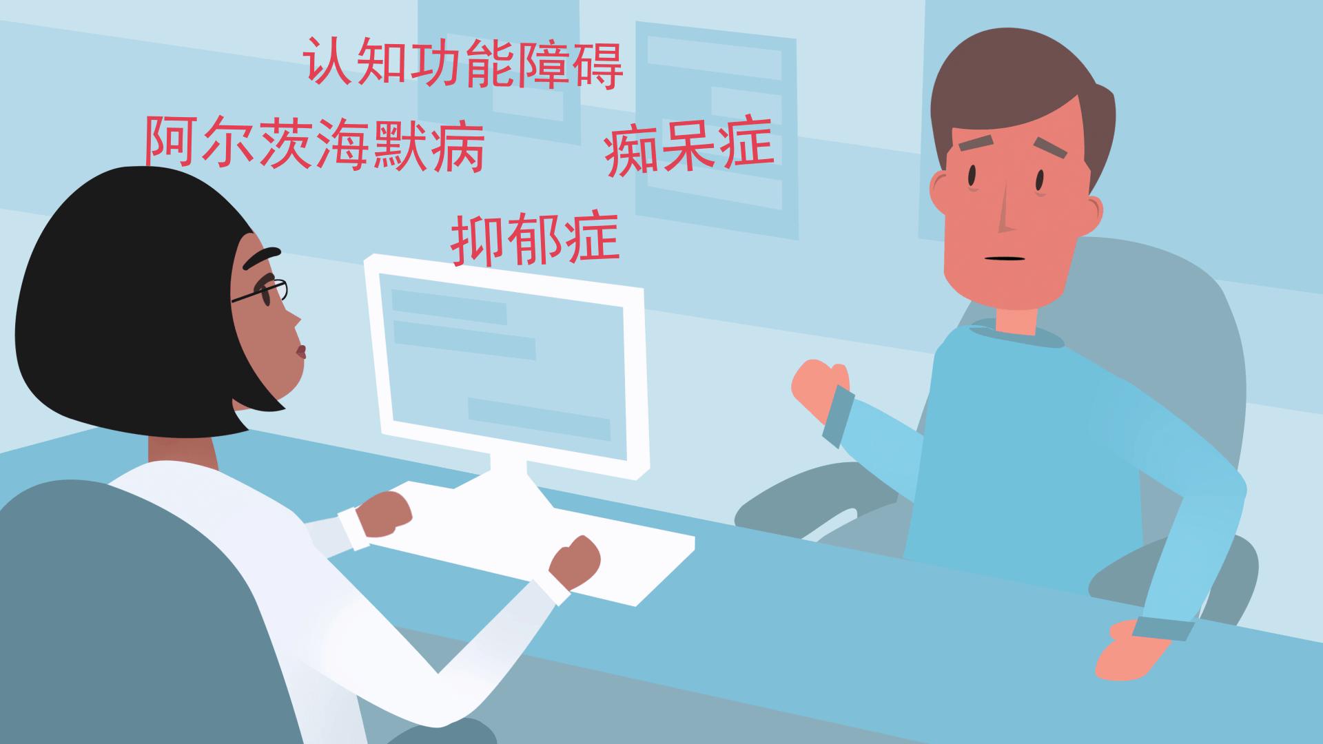 סרט תדמית עבור חברת Elminda בשפה הסינית
