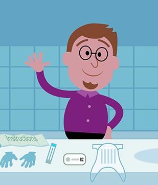 סרט מוצר לסטארטאפ רפואי לביצוע בדיקות צואה ביתיות מדוייקות באיכות מעבדה 4C Diagnostics