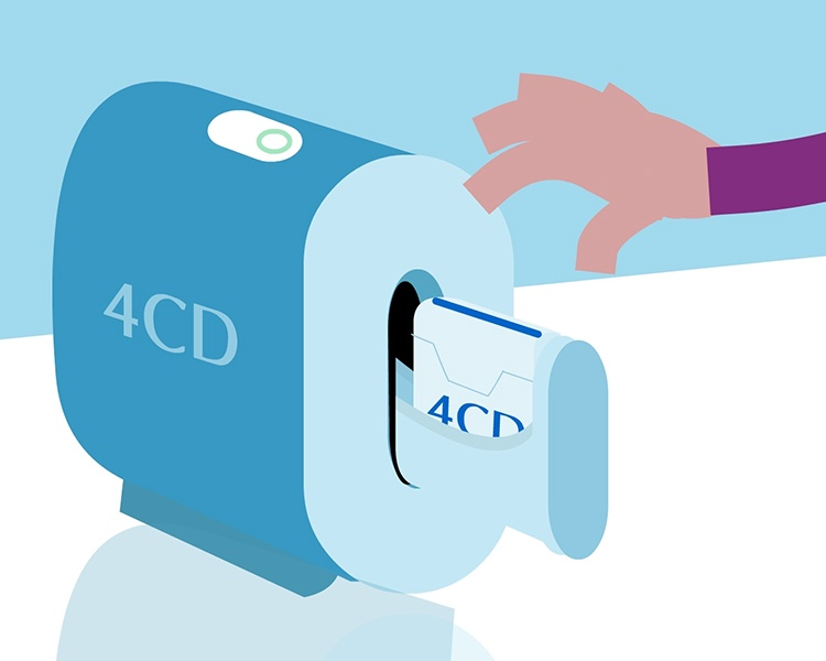 4C Diagnostics – סרט מוצר רפואי לביצוע בדיקות ביתיות מדוייקות באיכות מעבדה