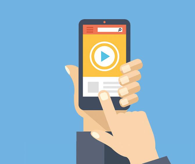 וידאו שיווקי תדמיתי והדרכתי לאפליקציה