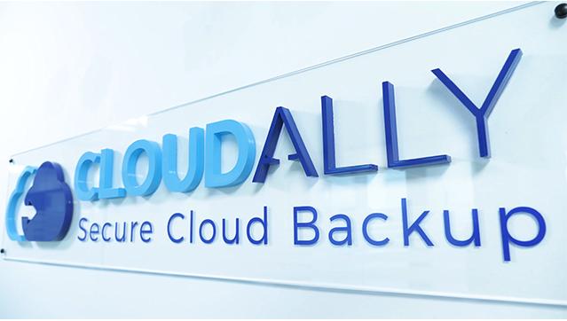 סרטון תדמית באנימציה לסטארטאפ סרט מוצר גיבוי בענן CLOUDALLY