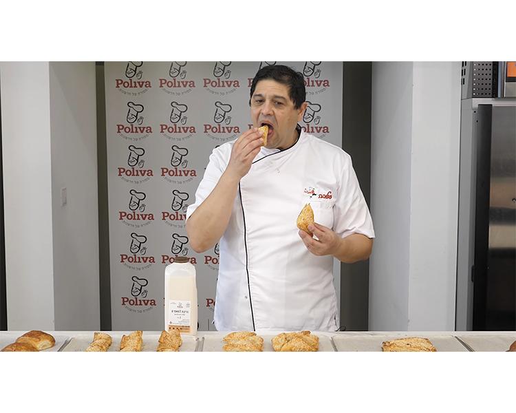 סרטון מוצר בסגנון תכנית בישול לחברת מזון בשם פוליבה למוצר -ברקת